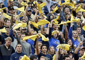 Loud Fans at Fullerton College Stadiums