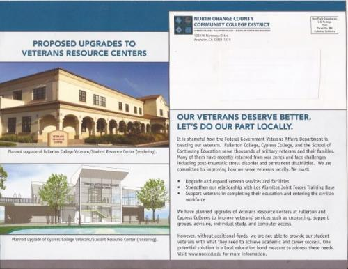 Veterans Resource Center Fullerton College